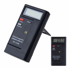 Electromagnetic Radiation Tester Detector EMF Meter Dosimeter Digital No Error B