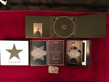 David Bowie Blackstar CD-Box Limited Edition + 5 Lithographs XXRare new sold out