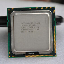 Matched Pair Intel Xeon X5650 2.66GHz 6.4GT/s12MB 6 Core 133MGHz CPU SLBV3