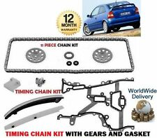 FOR VAUXHALL OPEL ASTRA G H 1.2 1.4 16V 2000--  TIMING CAM CHAIN KIT WITH GEARS
