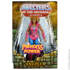 MOTUC Angella Masters of the Universe Classics 2015 He-Man Eternia She-Ra POP