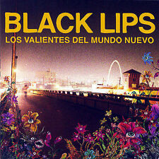 Los  Valientes del Mundo Neuva [PA] by Black Lips (CD, Feb-2007, Vice Records)