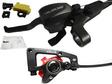 Shimano Saint ST-M800 Dual Control Lever Left Shifter Brake Hydraulic 3 SPEED
