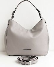 Michael Kors Tasche/Bag ESSEX XL SHOULDER HOBO Leder Pearl Grey NEU!UVP:395€