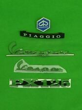 PIAGGIO VESPA PX125 RE-BADGE KIT FOR THE LML 125 STAR DELUXE