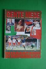 GENTE MESE 4/1986 MONDIALI DI CALCIO 1982 SERENA GRANDI GINA LOLLOBRIGIDA LOREN