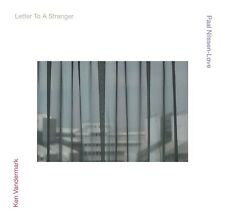 Ken Vandermark / Paal Nilssen-Love Letter To A Stranger CD NEW free jazz