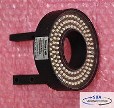 Siemens Nahfeld Ringlicht für VS100  Typ 6GF9004-8CA01 / E-02 / 6GF9 004-8CA01
