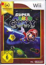 """""""  Super Mario Galaxy  """" (Nintendo Wii)"""
