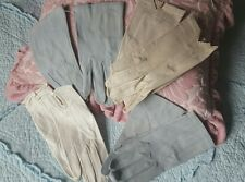 LOT OF 4 PAIRS OF VINTAGE GLOVES, BRAND NEW, WITH ORIGINAL BAGS