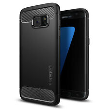 Spigen® [Rugged Armor] Shockproof Cover Case for Samsung Galaxy S7 edge