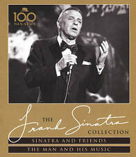 The Frank Sinatra Collection: Sinatra and Friends/The Man and His Music (DVD,...