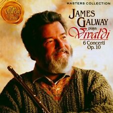 James Galway Plays Vivaldi CD (1993)