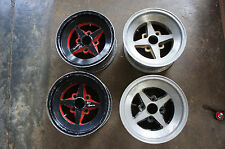 "JDM WORK Equip 01 14"" rims wheels ae86 ta22 datsun long champ ke70 dx ssr"
