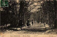 CPA Paris 16e Paris-Bois de Boulogne-Allée des Poteaux (313014)