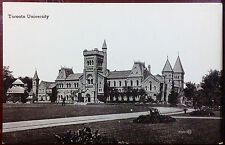 Early 1900's Postcard Toronto University Canada