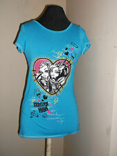 new Monster High characters Frankie and Dracula t-shirt girl's lg 10/12 cartoons