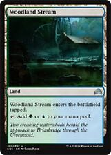 Shadows over Innistrad MTG  Woodland Stream  X4  Magic Uncommon