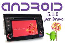 """AUTORADIO 2 DIN Android 5.1 QUADCORE Fiat Bravo 2007-2016 wifi, 3g, 7"""" touchscre"""