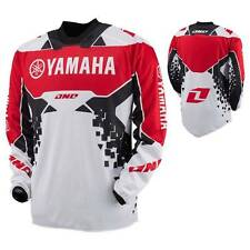 NEW ONE INDUSTRIES YAMAHA  ATOM RED JERSEY MX ATV BMX  XLARGE  XL