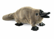 Platypus Hand Puppet with Moveable Mouth, Folkmanis MPN 3037, 3 & Up, Unisex