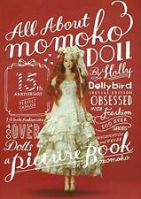 All About momoko DOLL Japanese book JAPAN