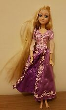 DISNEY STORE PRINCESS RAPUNZEL DOLL ARTICULATED 11""