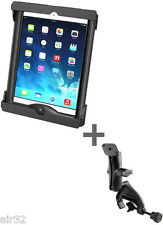 RAM Yoke Mount for iPad Air, Air 2, Use With Case or Sleeve