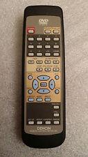 DENON RC-543 Remote Control DVD-1000 DVD-1500