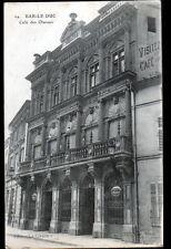 BAR-le-DUC (55) THEATRE / CAFE DES OISEAUX en 1917
