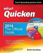 Quicken 2014 The Official Guide (Quicken Press), Sandberg, Bobbi