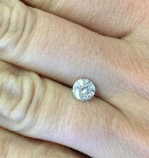EGL .71ct Round Loose Diamond G color, I2 clarity 5.79-5.72 x 3.49mm