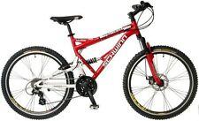 Schwinn Protocol 1.0 Men's Dual-Suspension Mountain Bike (26-Inch Wheels, Red)
