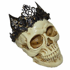 Epoch Empire Crown - Black & Gold Gothic Crown