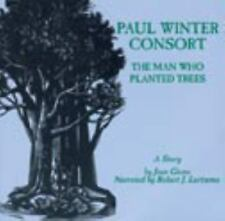 THE MAN WHO PLANTED TREES (A Story by Jean Giono) AudioBook CD [I102]