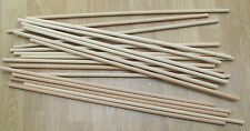 Dowel Rod Dowling 2ft long 1 cm Diameter.  20 rods