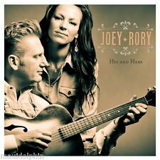 His And Hers by Joey + Rory[Audio CD] ✔✔BRAND NEW ✔✔ FREE SHIPPING
