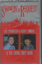 RAY PENNINGTON & BUDDY EMMONS SWINGIN' BY REQUEST Sunrise Serenade  NEW CASSETTE