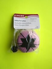 Singer Pink Tomato Pin Cushion - 2 3/4 inch diameter