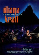 Diana Krall: Live In Ro - (2009) Jazz Vocalist Music Concert Brazil DVD NEW