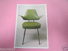 7832 chaise de coiffeur avec table de manucure 1955  HERMANN GOTTING