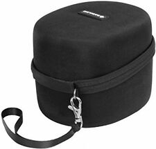 Howard Leight Impact Sport OD Electric Earmuff Case- Includes Mesh Pocket, Black