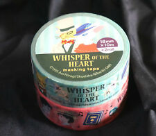 Whisper of the Heart - Special masking tape No705 - Genuine Studio Ghibli