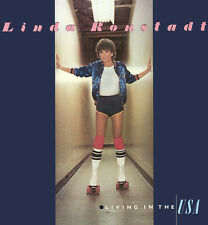 Living In The Usa - Linda Ronstadt (2014, CD NEUF)