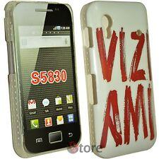 Cover Custodia Per Samsung Galaxy Ace S5830 Viziami + Pellicola Proteggi Schermo