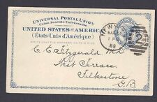 1889 UX6 USED TO FELKESTONE GRT BRITIAN ARCHIVES OF GYNAECOLOGY, SEE INFO