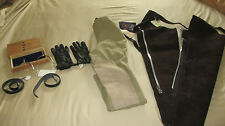 Classic Riding Gear PYTCHLEY Side Zip Jodhpurs/Chaps/Gloves/Spurs NWT