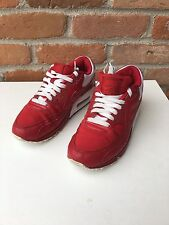 Women's Nike Air Max 90 Running Shoes Size 8 M 2008 PREM Varsity Red 325213-661
