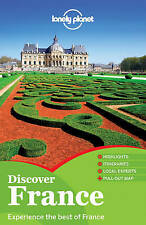 Discover France: Country Guide (Lonely Planet Country Guides) NEW book