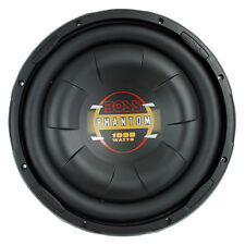 Boss Audio 12 Inch 1000 Watt Max Car Audio Shallow Mount Stereo Subwoofer | D12F